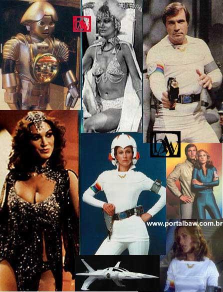 ¿Qué serie de space opera te gusta más? Buck